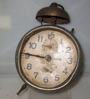 SVEGLIA VINTAGE COSME CEPPI GRECIA 206 VILLA DEL CERRO - Alarm Clocks