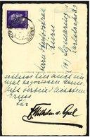 Autograph / Original Signatur Von Wilhelm Opel / Sohn Von Adam Opel - Auf Ansichtskarte (8923) - Autographs