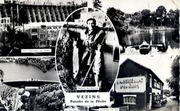 50 VEZINS - Paradis De La Pêche - Multi-vues (5 Vues) - Commune D'ISIGNY-LE-BUAT - France