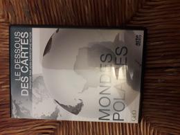 Dvd  Jean Christophe Victor Les Dessous Des Cartes  Mondes Polaires - Documentary