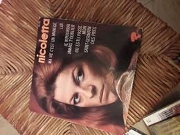 45 Tours Vinyle Nicoletta Ma Vie C'est Un Manege - Kinderlieder