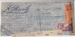 Cuba / Airmail / U.S. / G.B. / Censorship - Zonder Classificatie