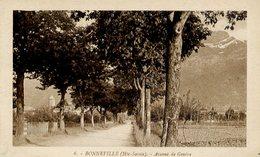 74 BONNEVILLE - Avenue De Genève - Bonneville