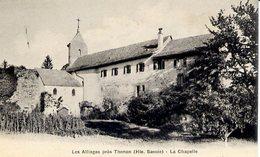 74 LES ALLINGES Près THONON - La Chapelle - Thonon-les-Bains
