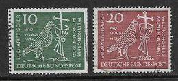 Germany, 1960, Eucharist Congress,. Used - [7] Federal Republic