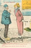 GAULOISERIES HUMOUR. Au Pays Normand Femme Cherchant La Troupe Collection Bunel - People