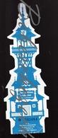 8-1102 CZECH REPUBLIC 2012 Roznov Pod Radhostem Ticket Admission Jurkovicova Rozhledna 19x6cm Folded Ticket - Eintrittskarten