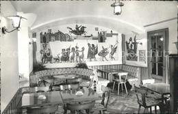 12017547 Chateau-d Oex Taverne De L'Hotel Beau Sejour Château-d'Oex - Non Classificati