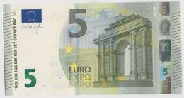 004 - BILLET 5 EURO 2013 NEUF Signature Mario DRAGHI YA 1084803155 - Imp Y002B1 - 5 Euro