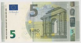 006 - BILLET 5 EURO 2013 NEUF Signature Mario DRAGHI YA 1084803164 - Imp Y002B1 - 5 Euro