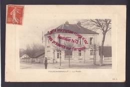 P947 - FOURCHAMBAULT La Poste - Nièvre - Autres Communes