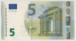 008 - BILLET 5 EURO 2013 NEUF Signature Mario DRAGHI YA 1084803254 - Imp Y002B1 - 5 Euro