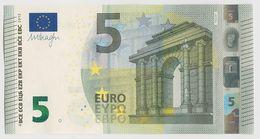 009 - BILLET 5 EURO 2013 NEUF Signature Mario DRAGHI YA 1084803218 - Imp Y002B1 - EURO