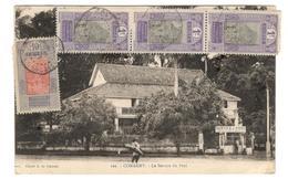 6694 - Par Avion Pour La France - Guinée Française (1892-1944)