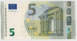 012 - BILLET 5 EURO 2013 NEUF Signature Mario DRAGHI YA 1084803236 - Imp Y002B1 - 5 Euro