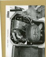 REGIE DES USINES RENAULT DE BILLANCOURT - RENAULT . RENAULT ESTAFETTE 800 KG . MOTEUR 1108 CM - Automobiles