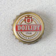 Capsule Bière Brasserie Białystok Pologne (crown Beer Cap, Kronkorken, Tappi Birra) - Bière