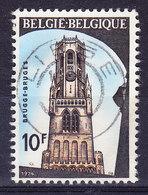 BELGIQUE COB 1722 OBL CENTRALE LIEGE. (7B451) - Used Stamps