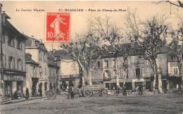 19 - CORREZE / 19759 - Beaulieu - Place Du Champ De Mars - Sonstige Gemeinden
