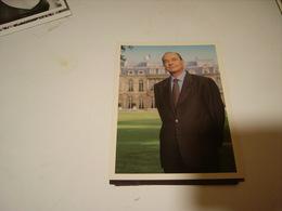 JACQUE CHIRAC PRESIDENT - Photos