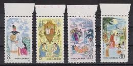 CHINE 1985: 580ème Anniversaire De L'Exploration Des Mers De L'Ouest Par Zheng He  Série  Neuve **, TB - 1949 - ... People's Republic