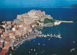Haute Corse,calvi,capitale économique De La Balagne,port,vue Aerienne - Calvi