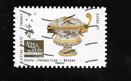 FRANCE Les Arts De La Table Coupe NEVERS 1528 - Adhesive Stamps