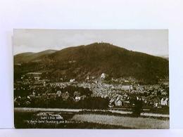 AK Suhl I. Thür. Wald; Stadtpanorama, Domberg, Bismarckturm; Ungelaufen, Ca. 1930 - Deutschland