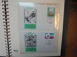 MEXICO 1986 BELLE COLLECTION (2206) 1 KILO 850 - World Cup