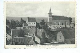 Richelle L'Eglise Paroissiale Et Le Presbytère - Visé