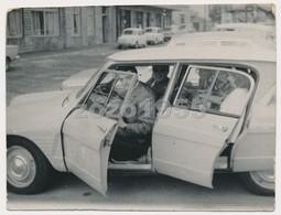 REAL PHOTO - Old Car, Auto, Automobilia  AMI 6  Old Photo - Automobiles