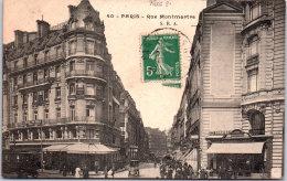 75002 PARIS - Vue De La Rue De Montmartre. - District 02