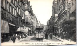 75020 PARIS - Rue De Belleville, Descente De La Courtille - Arrondissement: 20