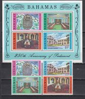 Bahama - PARLIAMENT / MAP 1979 MNH - Bahamas (1973-...)