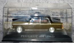 PEUGEOT 404 - 1962 - Voitures, Camions, Bus
