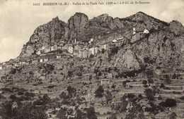 ROUBION  (A M) Vallée De La Tinée (Alt 1320m) à PK3 De Dt Sauveur RV - France