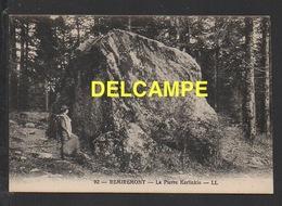 DD / 88 VOSGES / REMIREMONT / LA PIERRE KERLINKIN / ANIMÉE - Remiremont