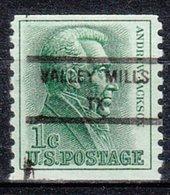 USA Precancel Vorausentwertung Preo, Locals Texas, Valley Mills 846 - Vereinigte Staaten