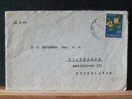 78/551  LETTRE POUR NED. - Lettres & Documents