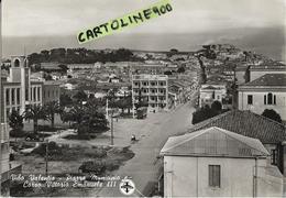 Calabria-vibo Valentia Corso Vittorio Emanuele III Veduta Panoramica Da Piazza Municipio Anni 50/60 - Vibo Valentia