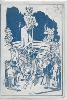 AK 0017  Das Denkmal Für Den Hauptmann Von Köpenick - Verlag Stoltze Um 1910-20 - Humor