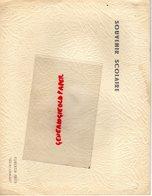 21- DIJON- PHOTO ECOLE ENSEIGNEMENT SCOLAIRE FLORENTIN -AVRIL 1963- BUREAU AVEC ENCRIER - Métiers