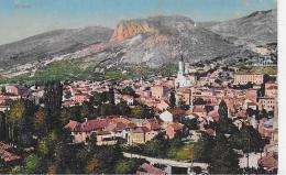 AK 0018  Mostar - Panorama Um 1913 - Bosnien-Herzegowina