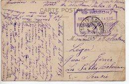 18e Région / Service De Santé / Formations Sanitaires / Salies De Béarn - Guerre De 1914-18