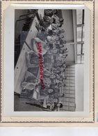 21- DIJON- PHOTO ECOLE ENSEIGNEMENT SCOLAIRE FLORENTIN -1960-1961-CLASSE 5 E- BUREAU - Métiers