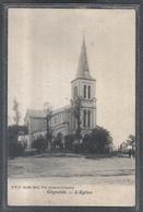 Carte Postale 59. Ghyvelde  L'église Très Beau Plan - Autres Communes