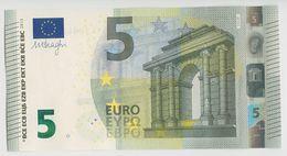 013 - BILLET 5 EURO 2013 NEUF Signature Mario DRAGHI YA 1084803308 - Imp Y002B1 - 5 Euro
