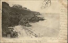 56 - BELLE-ILE-EN-MER - Grotte De L'Apothicairerie - Carte Nuage - Belle Ile En Mer