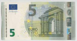 014 - BILLET 5 EURO 2013 NEUF Signature Mario DRAGHI YA 1084803299 - Imp Y002B1 - EURO