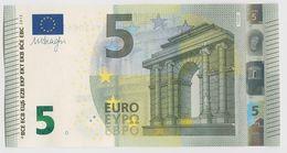 015 - BILLET 5 EURO 2013 NEUF Signature Mario DRAGHI YA 1084803317 - Imp Y002B1 - EURO